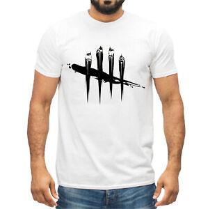 New Dead By Daylight Kids Adult Inspired Killer Horror Gamer T-Shirt Tee Top