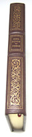 John Donne Poems Franklin Library Full Leather Gilt Raised Spine Bands Like New
