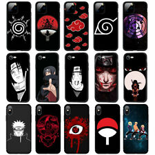 Naruto LOGO TPU Case for iPhone 11 Pro XS MAX XR X 8 7 6 6S Plus 5 5S SE