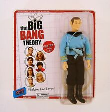 "BBP The Big Bang Theory/Star Trek:The Original Series Sheldon as Spock 8"" Figure"