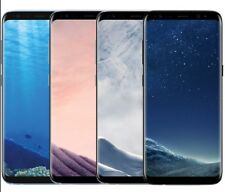 Nueva caja abierta Desbloqueado Samsung S8 SM-G950U G950U1-Mobile AT&T Verizon Cricket T