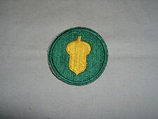 WW2 87th US Infantry division