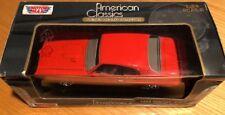 Motor Max American Classics 1969 Pontiac GTO Judge  Free Ship