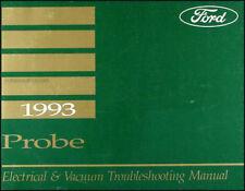 1993 Ford Probe Eléctrico Aspirador en Manual 93 Original Oem