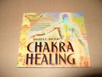 Rosalyn L Bruyere Chakra Healing cd Digipak 1990 cd is Near Mint