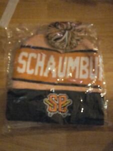 NIP SCHAUMBURG BOOMERS WINTER CAP HAT