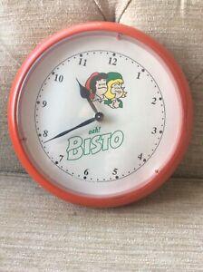 Bisto Wall Clock