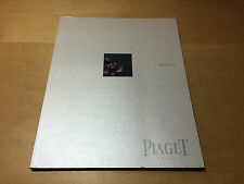 Catalogue Catalogue PIAGET Watch 2003 - Watches - Spanish - For Collectors
