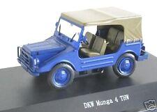"wonderful German modelcar DKW MUNGA ""T H W"" 1960 closed top - 1/43 - ltd.ed"