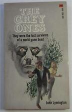 THE GREY ONES JOHN LYMINGTON 1970 MACFADDEN #60-461 PAPERBACK PB