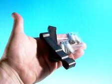 Türfangband 2 Stück incl. Stifte / Walzen für Karmann Ghia Typ 14