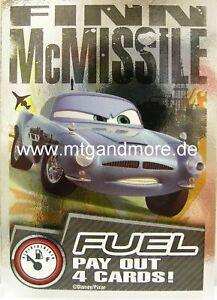Cars 2 TCG - Finn McMissile - Foil