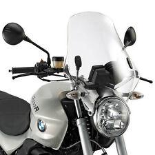 PARABREZZA CUPOLINO TRASPARENTE CON ATTACCHI GIVI PER BMW R 1200 R 2006 2010