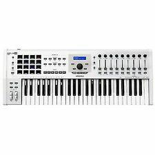 Arturia KeyLab MKII 49 Midi Keyboard Controller White