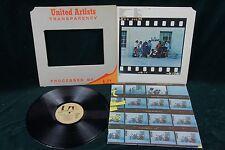 UAS-5650 Johnny Rivers – L.A. Reggae NM/NM~J:VG+ cutout