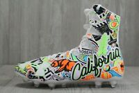 11 32 Mens Under Armour C1N MC LE Player Football Cleats 1289764-101 8.5 9
