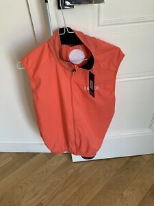 Le Col Coral Soft Shell Gilet 2 Size XL Rapha New With Tags