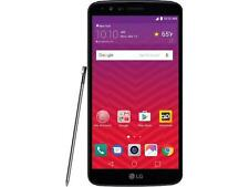 LG Stylo 3 LS777 Black Virgin Mobile Cell Phone