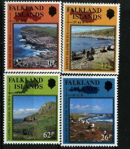 Falkland Islands 1990 Nature Reserves & Sanctuaries set of 4 MNH