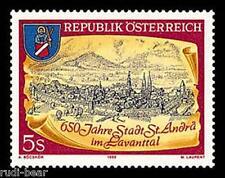 Österreich Nr. 1960 **  St Andrä im Lavanttal