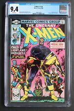 X-MEN #136 DARK PHOENIX SAGA Movie 1980 LILANDRA 1st Sara Grey BYRNE CGC NM 9.4