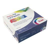 Oil Pastels By Pentel Artists Pastels - Class Pack Of 432 - 36x12 Vivid Colours