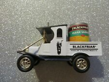 Oxford Die-cast Blackfriar Clear Varnish Ford Model T Pickup Van Diecast (boxed)