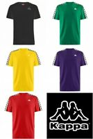 Kappa Coen 222  Banda T-Shirt  2019  5 COLOURS
