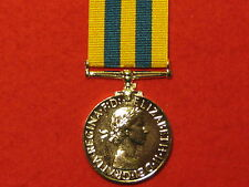 FULL SIZE BRITISH KOREA MEDAL 1950 1953 MUSEUM COPY MEDAL WITH RIBBON.