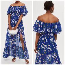 New Topshop Bardot Maxi Dress (Size 4)