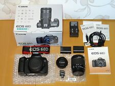 Canon EOS 60D 18.0MP SLR Camera - Kit with EF-S 18-55mm STM - Low shutters