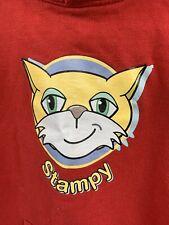 Stampy Cat Red Hoody Youtuber Hoodie 12/13 Boys YouTube Minecraft