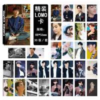 30pcs/set KPOP GOT7 JB Album [7 for 7] Poster Photo Card Lomo Card