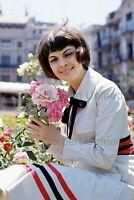 Mireille Mathieu - Frankreich - 20 x 30 cm Foto ohne Autogramm Nr 2-1