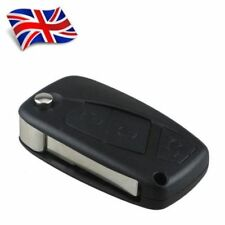 Remote 3 Button Flip Key Case shell For FIAT PANDA IDEA PUNTO STILO DUCATO A44