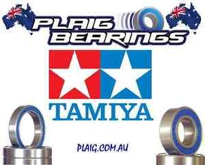 Tamiya RC Bearing Kits & Individual Bearings by part number - Precision Upgrades