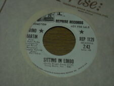 DINO (DEAN) MARTIN 45.  SITTING IN LIMBO  /  BOTH SIDES.  VG++.