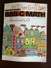 BASIC MATH Level 3 Workbook Home School McCormick- Mathers 188 pages grade 3