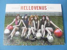 HELLO VENUS - 5TH MINI ALBUM CD W/PHOTO BOOKLET(40P) + PHOTO CARD  K-POP