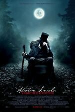 Abraham Lincoln : Vampire Hunter Original Movie Poster  Double Sided 27x40