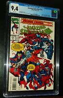 THE AMAZING SPIDER-MAN #379 1993 Marvel Comics CGC 9.4 NM White Pages