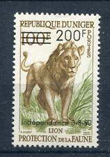 Niger 16 postfrisch / Löwe ...............................................1/3695