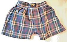 Oshkosh Boys Shorts Plaid Flannel Size 2-4