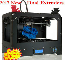 CTC Black 3d Printer for Makerbot Replicator 2+1 Roll Free (PLA or ABS) Filament
