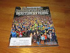 Sports Illustrated BOSTON MARATHON Boston Strong One Year Later April 21, 2014