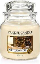 YANKEE Candle MEDIUM JarWINTER WONDER 411g