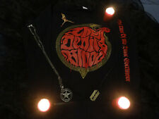 The Devils Blood LS-Shirt M Psychedlic Rock Occult Metal Urfaust Mgla Lucifer
