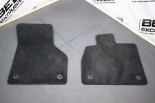 06 onwards Audi TT Tailored Car Mats Set of Four Black