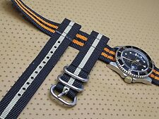 Stitched-2pc-strap-Ballistic-Nylon-UTC-Sport-Dive-watch-band-WW-Arcadia 20mm