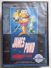Mega Drive-James Pond underwater Agent (NTSC-US import) (con embalaje original) 10633458
